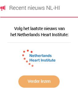 Volg het nieuws van het NL-HI (Engels)